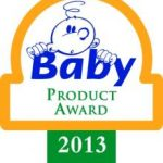 BEST BABY PRODUCT AWARD — 2013